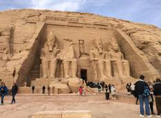 Cairo, Nile Cruise & Red Sea - 9 Days Tour