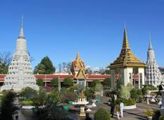 Essence of Cambodia Sightseeing Tour from Phnom Penh to Siemreap for 4 Days Tour