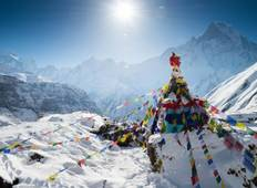 Best of Nepal & India Tour