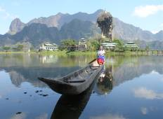 Extraordinary Myanmar with Hpa An & Mawlamyaing Tour