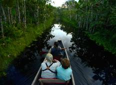 Tour Amazon Yasuni 5D - 4N Tour