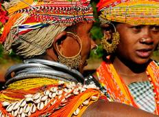 Pristine Odisha with Tribal Tour Tour