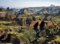 15  Days Ethiopia\'s Historic North and Danakil Depression Tour