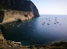 Tour Eastern Sicily and the Aeolian Islands Tour