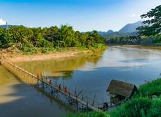 Best Ever Luang Prabang Sightseeing Tour for 3 Days Tour