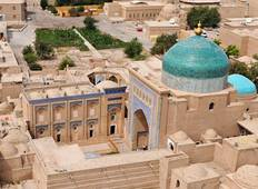 Jewels of Uzbekistan Tour