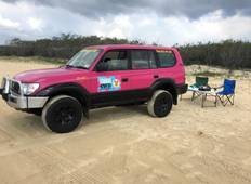 Couples 4wd Camper - 3 Days (Fraser Island) Tour