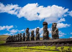 Patagonia: Journey to the End of the World with Easter Island & Uruguay Tour