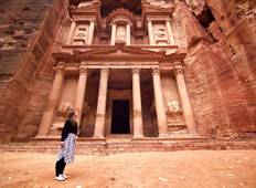 Explore The Lost City of Petra & Wadi Rum Tour