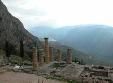 3 Day Semi-Private Tour Greece: Delphi, Ancient Olympia & Tour in Meteora  Tour