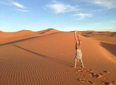 Private desert tour from Fes to Marrakech (Luxury Camp) 3 Days Tour