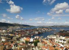 Explore Bergen and the Fjords Tour