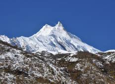 Manaslu Circuit Trek Tour