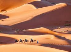 3 Days / 2 Nights Desert Tour From Marrakech & Back Tour