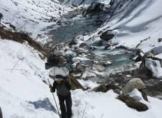 Kanchenjunga North and South Trek - 23 Days Tour