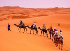 3 Days sahara desert tour from Marrakech to Fes Tour