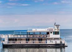 Sahwira Houseboat Cruise on Lake Kariba Tour