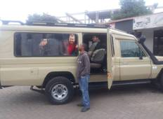 3 Days Tarangire, Ngorongoro Crater & Lake Manyara Tour