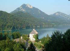 Lake Walking in Austria's Salzkammergut Charm Tour