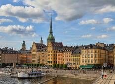 Stockholm New Year 5 day break Tour