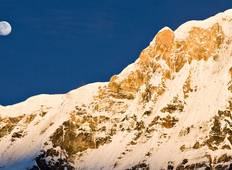 14 Days -Annapurna Sanctuary Trek (16 destinations) Tour