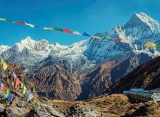 ANNAPURNA SANCTUARY TREK (14 Destinationen) - 14 Tage Rundreise