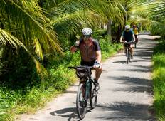 Cycling Vietnam to Cambodia 4 Days Tour