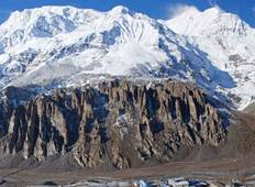 17 Days -ANNAPURNA WITH TILICHO LAKE (including Thorong Phedi) Tour