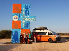 7 Day Perth To Exmouth Return Tour