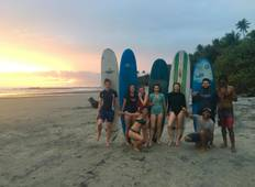 Learn Spanish, Surf or Yoga, Turtles and Adventure - 4 weeks Tour