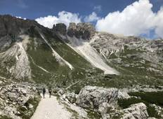 Ultimatives Dolomiten Abenteuer Rundreise
