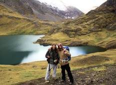 Ausangate Trekking Tour (von Lodge zu Lodge) Rundreise
