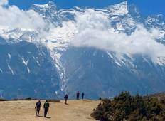 Everest Lodge to Lodge Trek Tour