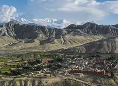 Upper Mustang Trek 14 Days Tour
