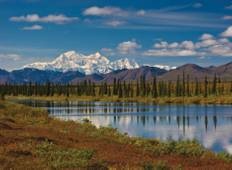 Alaska Discovery Land & Cruise featuring a 7-night Princess Cruise (Fairbanks, AK to Vancouver, BC) Tour