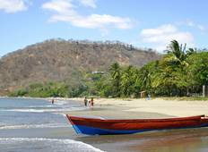 Tamarindo Beach & San José City Tour