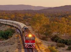 The Outback Railway Tour