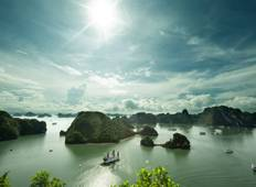 3 days Ha Long Bay Cruise with Seaplane scenic flight - a fabulous view of Halong Bay   Tour
