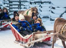 Finland Family Adventure - 5 Days Tour