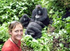 3 Days Gorilla & Lake Bunyonyi Tour from Kigali Tour
