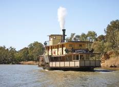 4 Night Upper Murray Explorer Cruise Tour