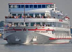 4* Volga River cruise - Moscow to St Petersburg - MS Nikolay Chernishevsky  Tour