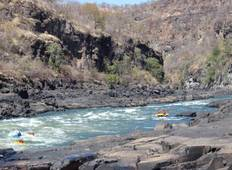 Zambezi White Water Rafting EduTour Tour