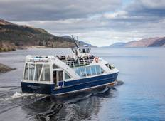 2-Day Loch Ness, Glencoe, Glenfinnan Viaduct & St Andrews Tour Tour