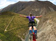 Queenstown for Adventure Addicts - 3 Days of Awesomeness!  Tour
