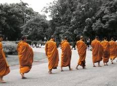 Golden Triangle Tour With Buddhist Circuit Tour