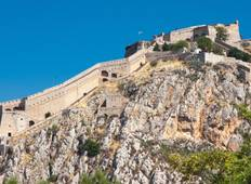 Splendid off-season tour in Greece: UNESCO sites and other beautiful destinations on a 19-days tour from Athens Tour