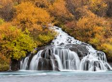 Geysers, Glaciers and Waterfalls Tour