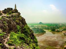 Luxury: Ninh Binh & Halong Bay 3 Days with Scarlet Pearl Cruise Tour