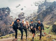 Lares Trek to Machu Picchu 4 Days/3 Nights Tour